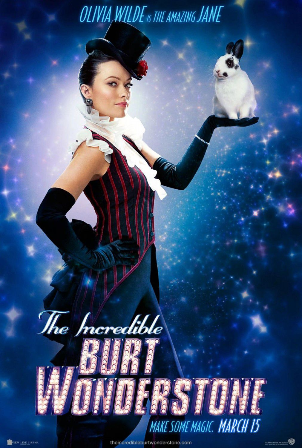 Incredible Burt Wonderstone - Olivia Wilde is the amazing Jane