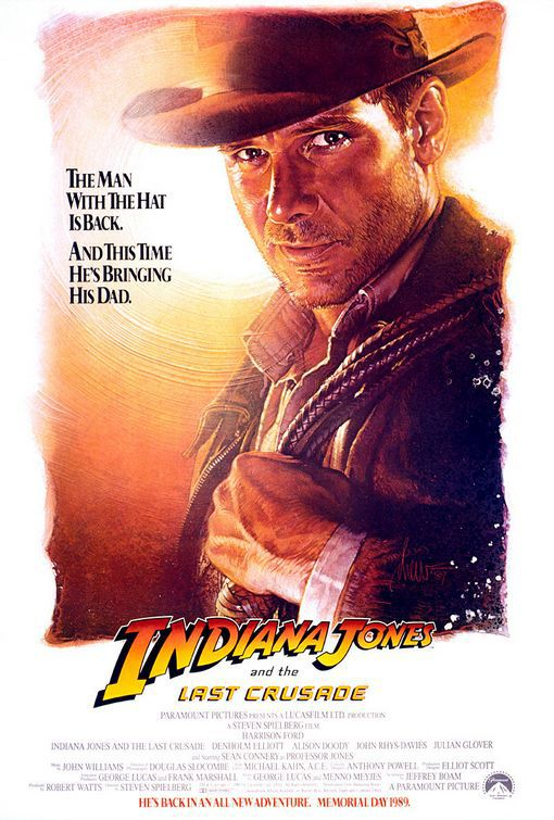 Indiana Jones 3 - L'Ultima Crociata- Last Crusade