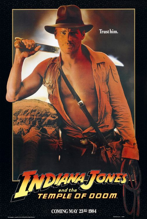 Indiana Jones 2 - Il Tempio Maledetto - Temple of Doom