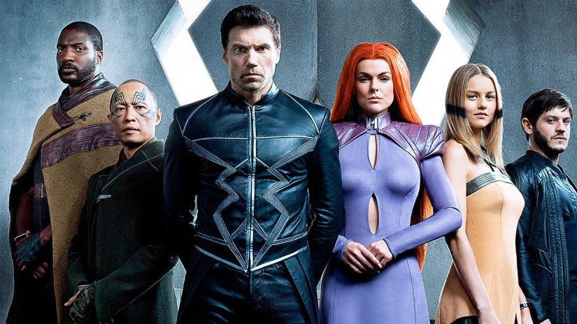 TV Series - Inhumans (Marvel live action)