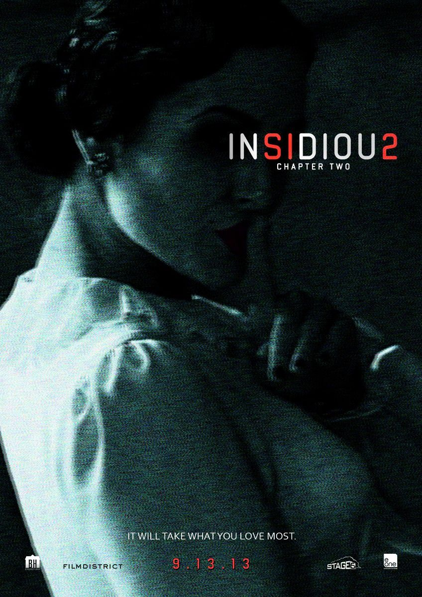 Insidious chapter 2 - horror poster