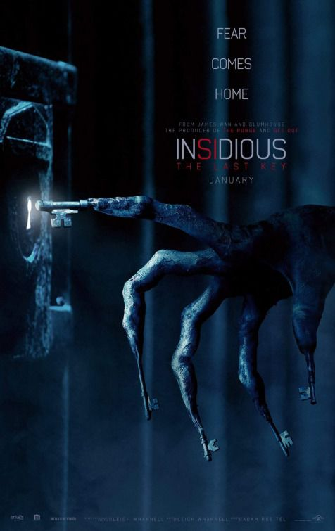 Film - Insidious chapter 4 the last key