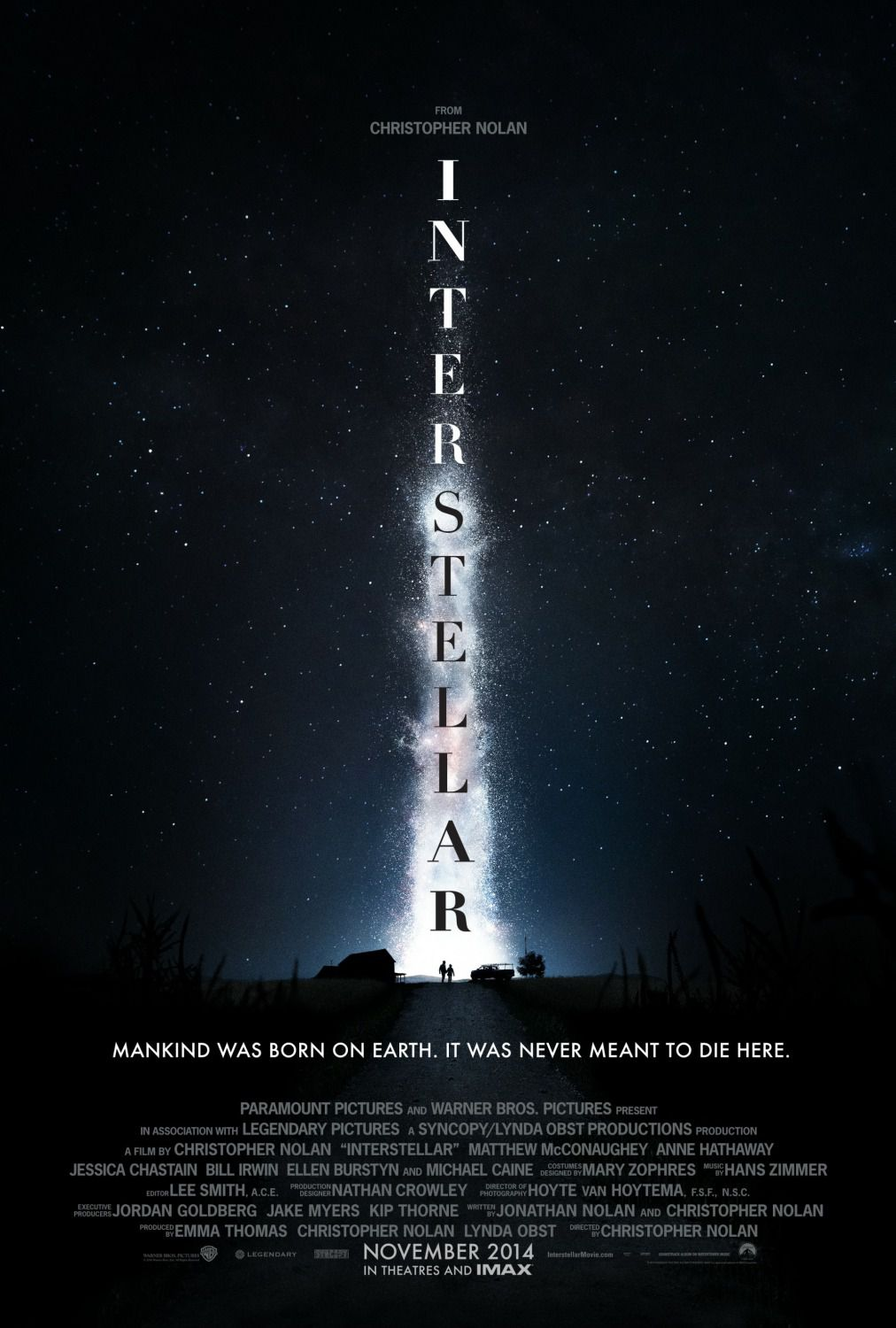 Interstellar - poster