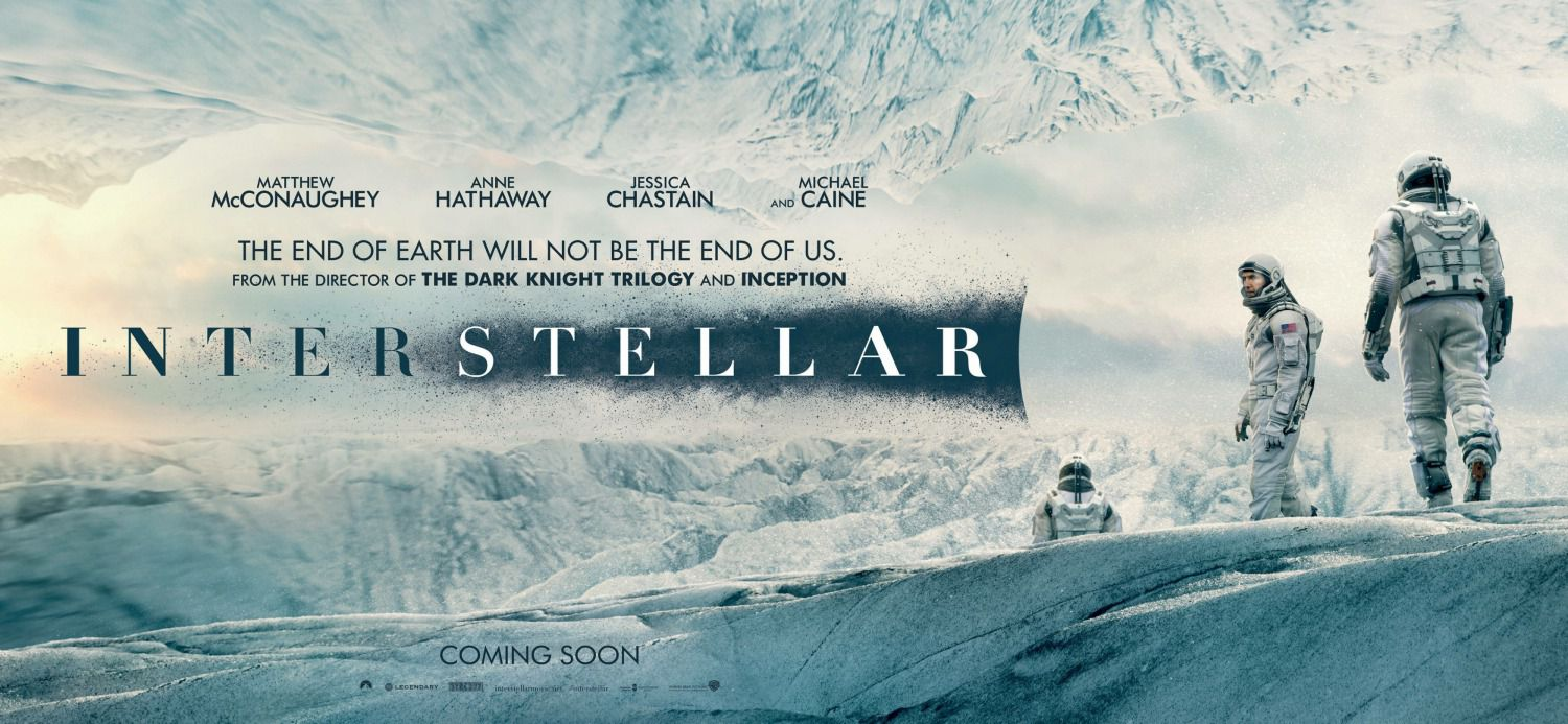 Interstellar - banner