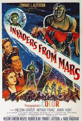 Invaders from Mars - 1953
