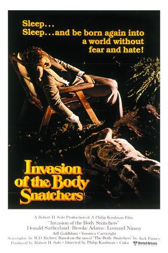 Invasion of the Body snatchers - Invasione Ultracorpi - remake 1978
