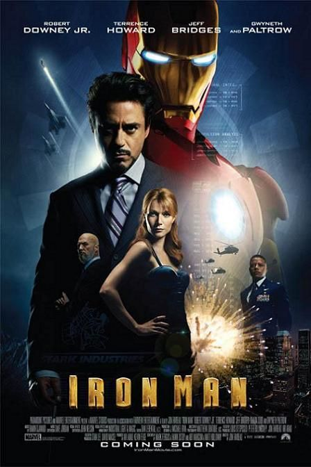 Iron Man - film poster