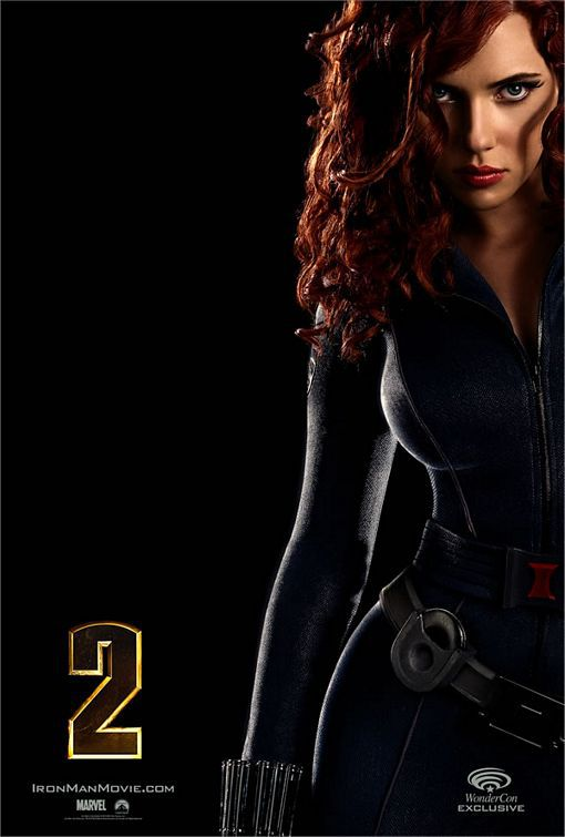 Iron Man 2 - Black Widow (Scarlett Johansson)