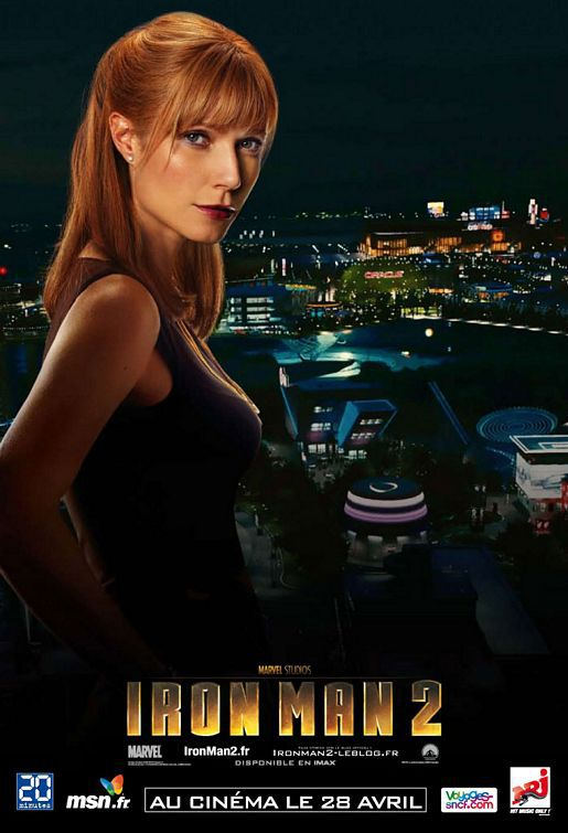 Iron Man 2 - Pepper Pots (Gwyneth Paltrow)