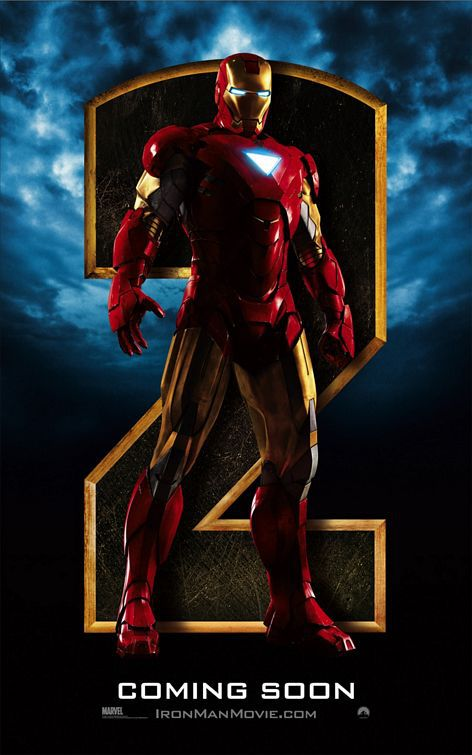 Iron Man 2 - suit