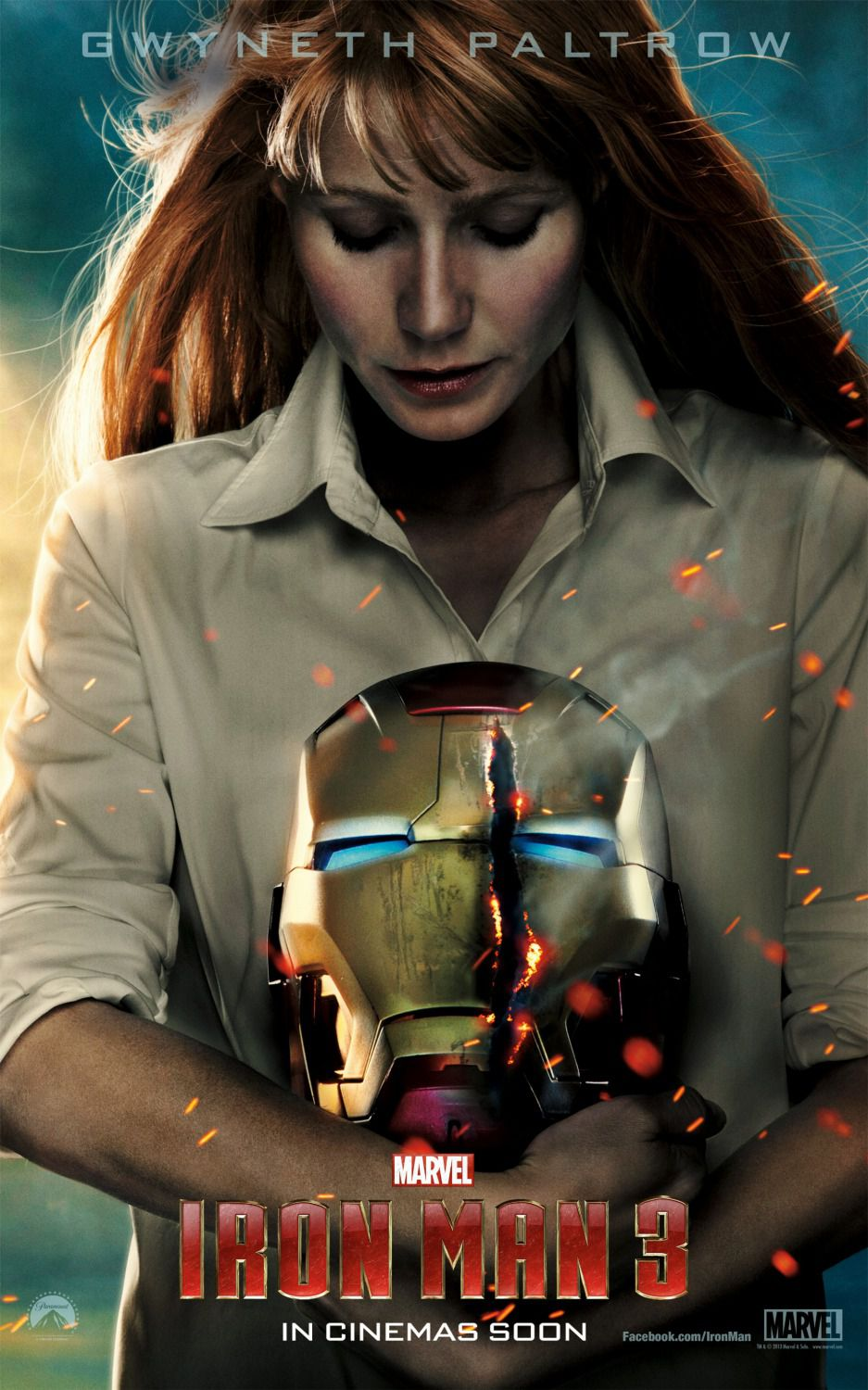 Ironman 3 -  Pepper Pots (Gwyneth Paltrow)