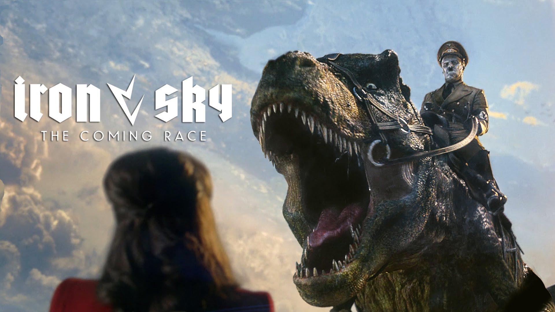 Iron Sky 2 - the coming race - T-Rex Hitler