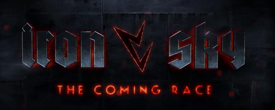 Iron Sky 2 - the coming race - film logo