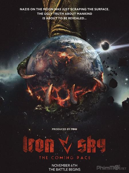 Iron Sky 2 - the coming race