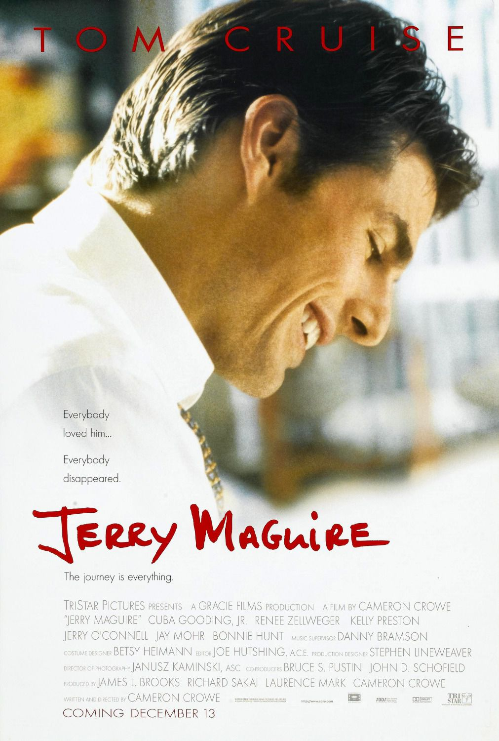 Jerry Maguire - Tom Cruise