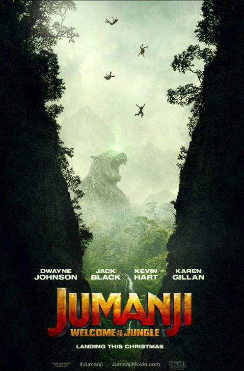 Film - Jumanji 2 - welcome to the jungle