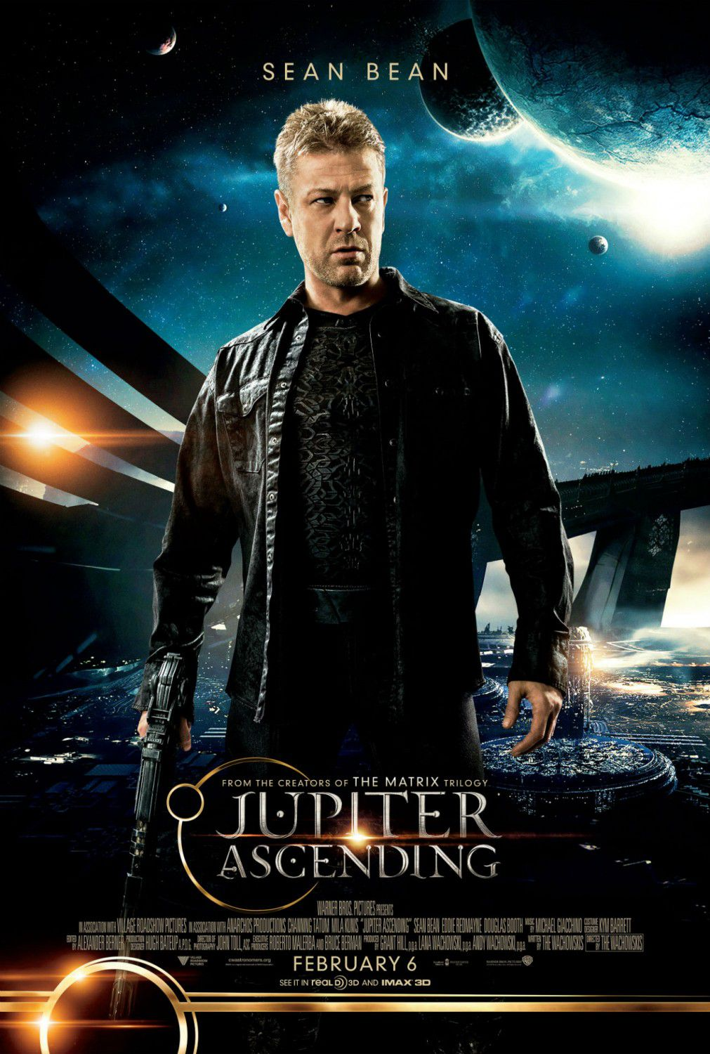 Jupiter Ascending  - Sean Bean