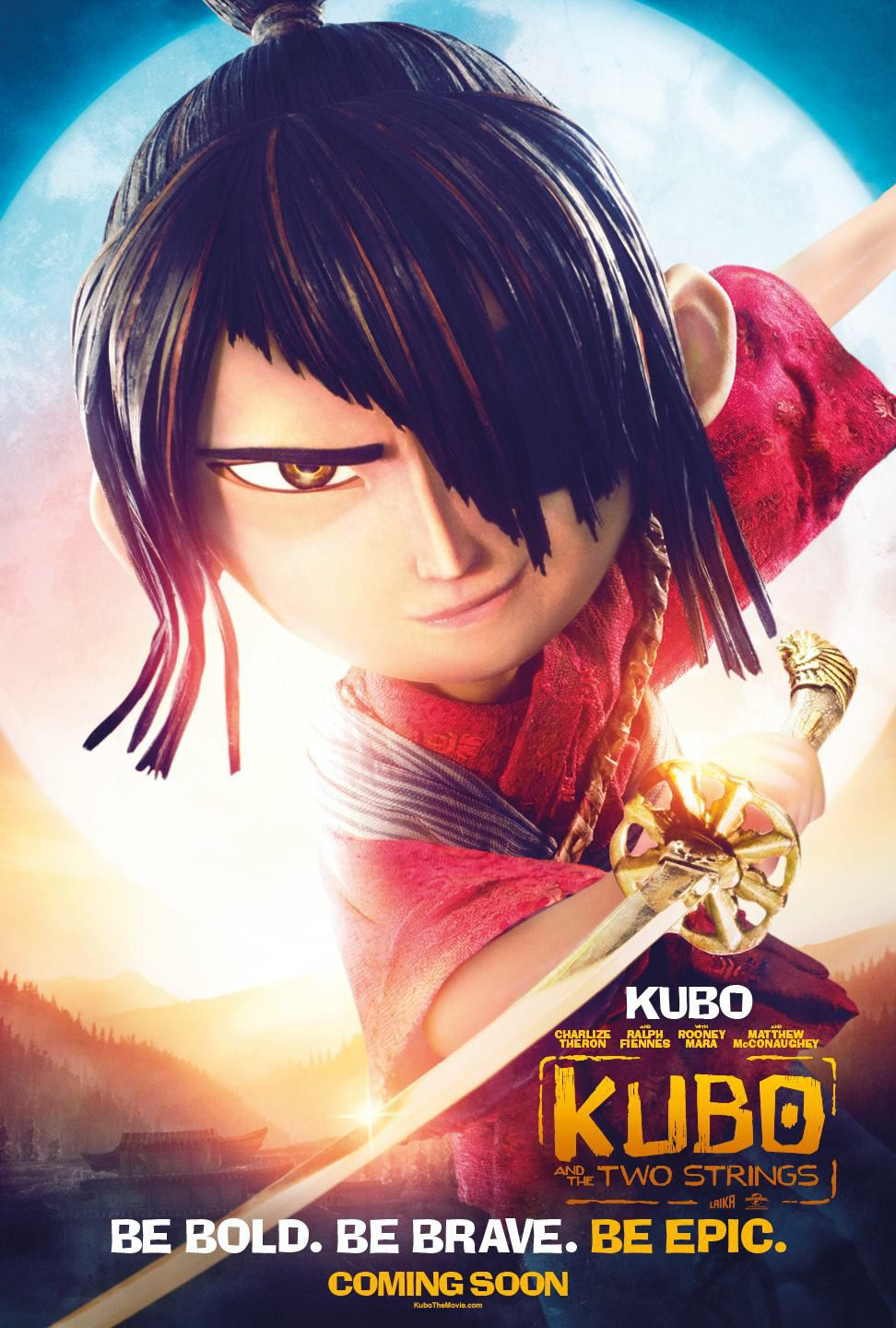 Kubo and the two Strings - KUBO