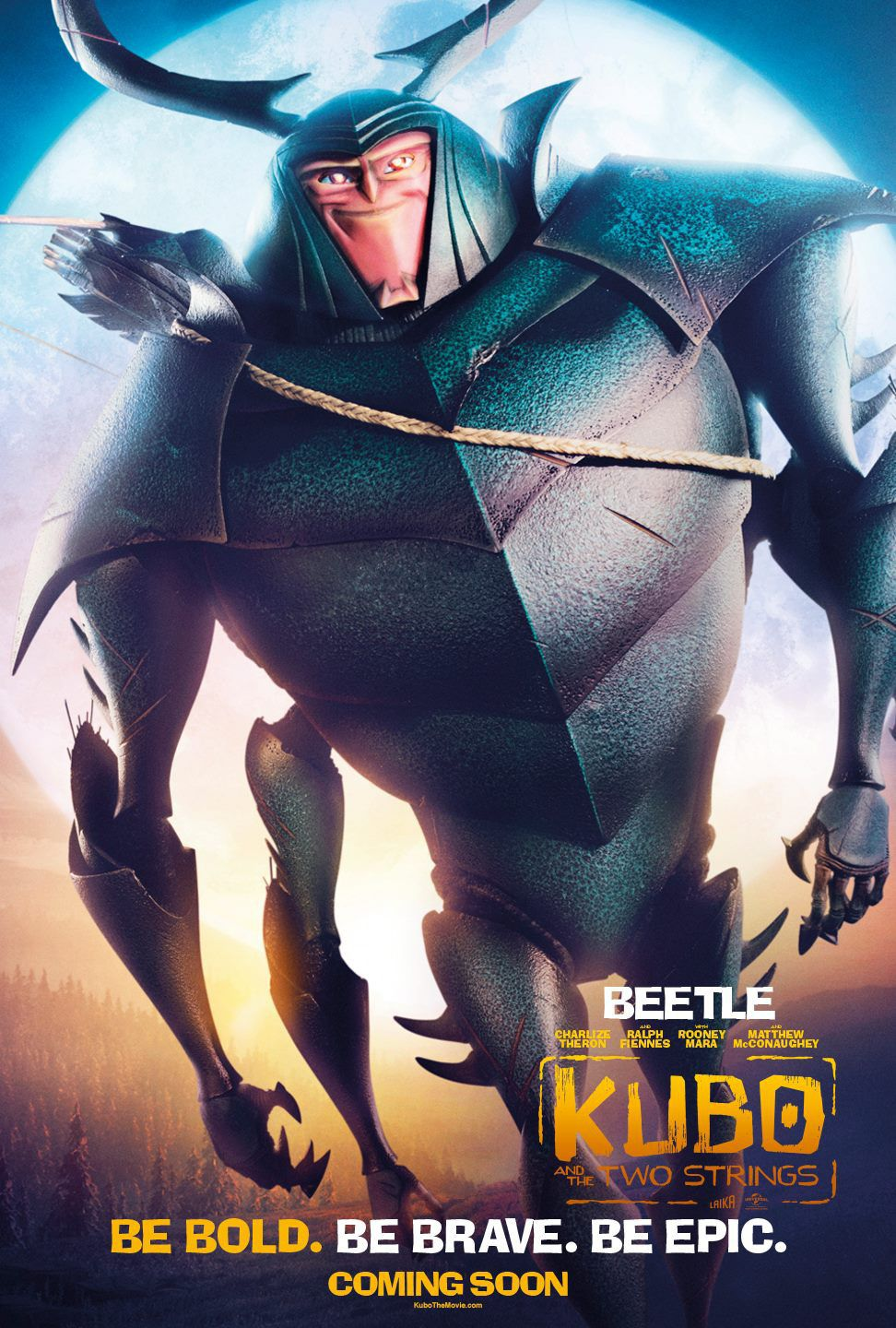 Kubo and the two Strings - Beetle