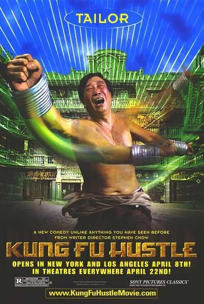 Film poster - Kung Fusion - Kung Fu hustle - Tailor