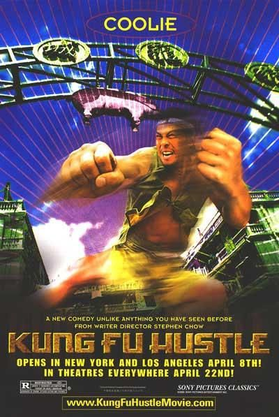 Film poster - Kung Fusion - Kung Fu hustle - Coolie