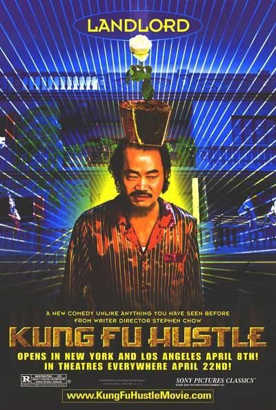 Film poster - Kung Fusion - Kung Fu hustle - Landlord