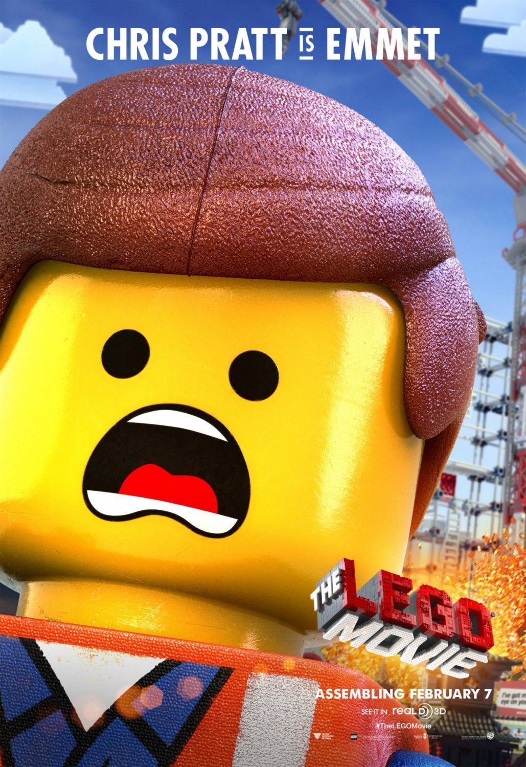 LEGO movie - Emmet