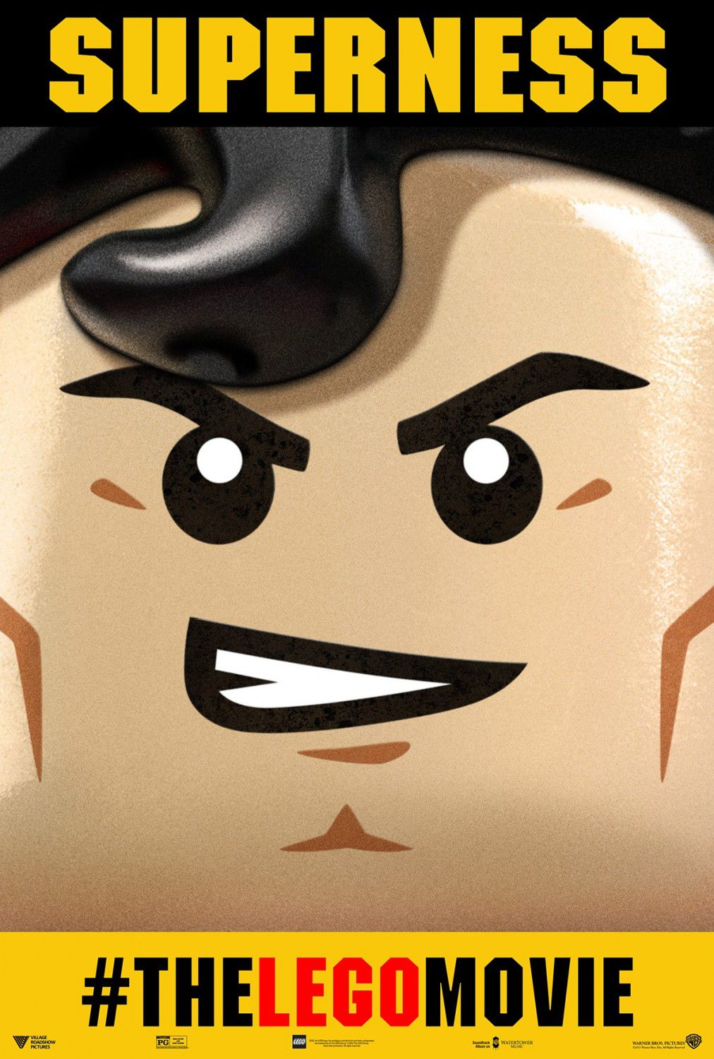 LEGO movie - Superman - Superness