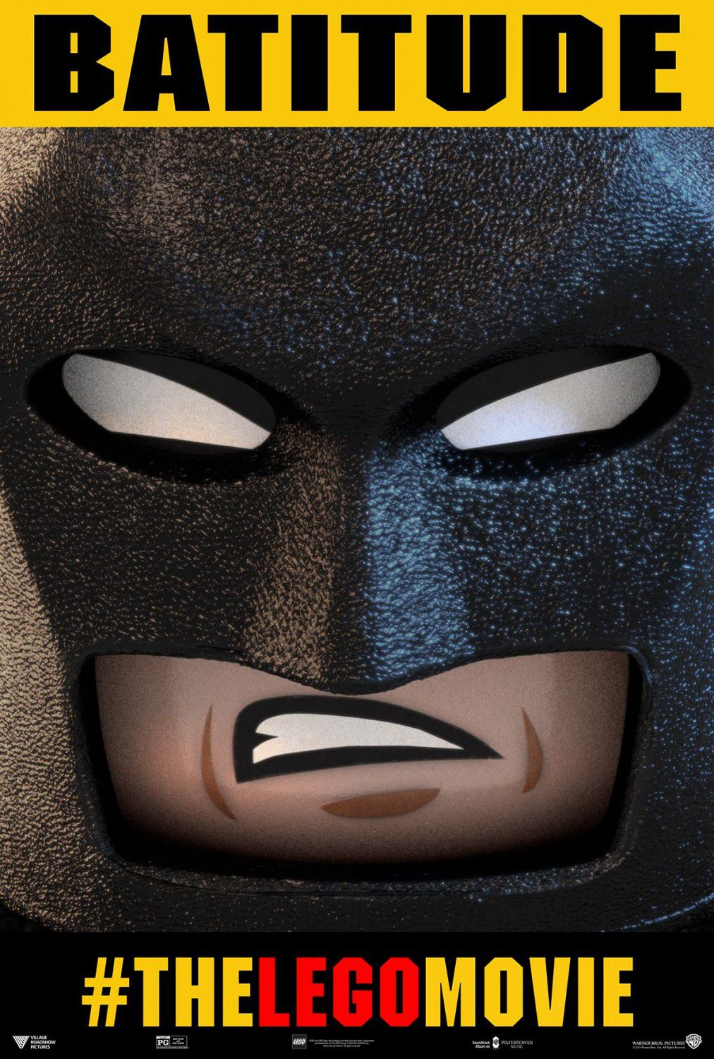 LEGO movie - Batman - Batitude