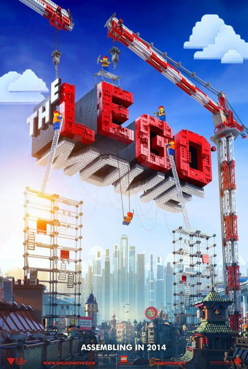 Films - all LEGO Saga