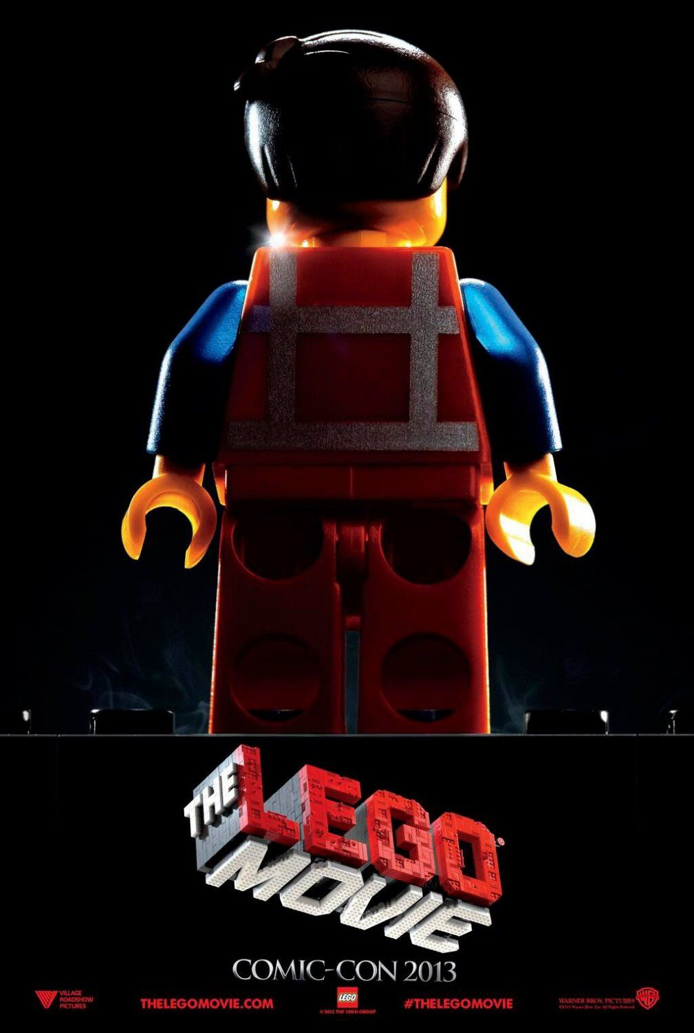 LEGO movie - Superman
