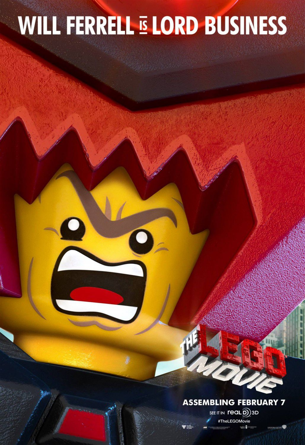 LEGO movie - Lord Business