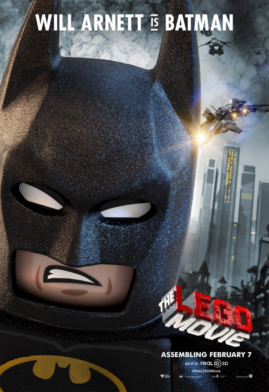 LEGO movie - Batman