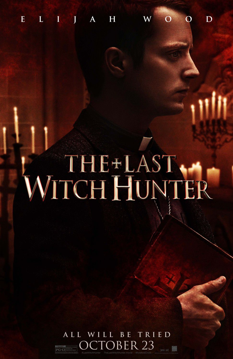 Last Witch Hunter - Ultimo Cacciatore di Streghe - Elijah Wood