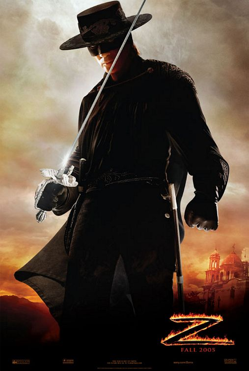 The Legend of Zorro - Antonio Banderas