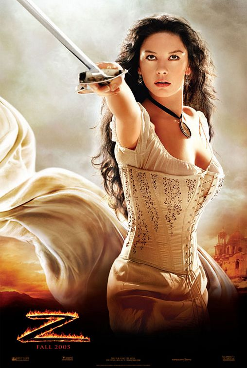 The Legend of Zorro - Catherine Zeta Jones