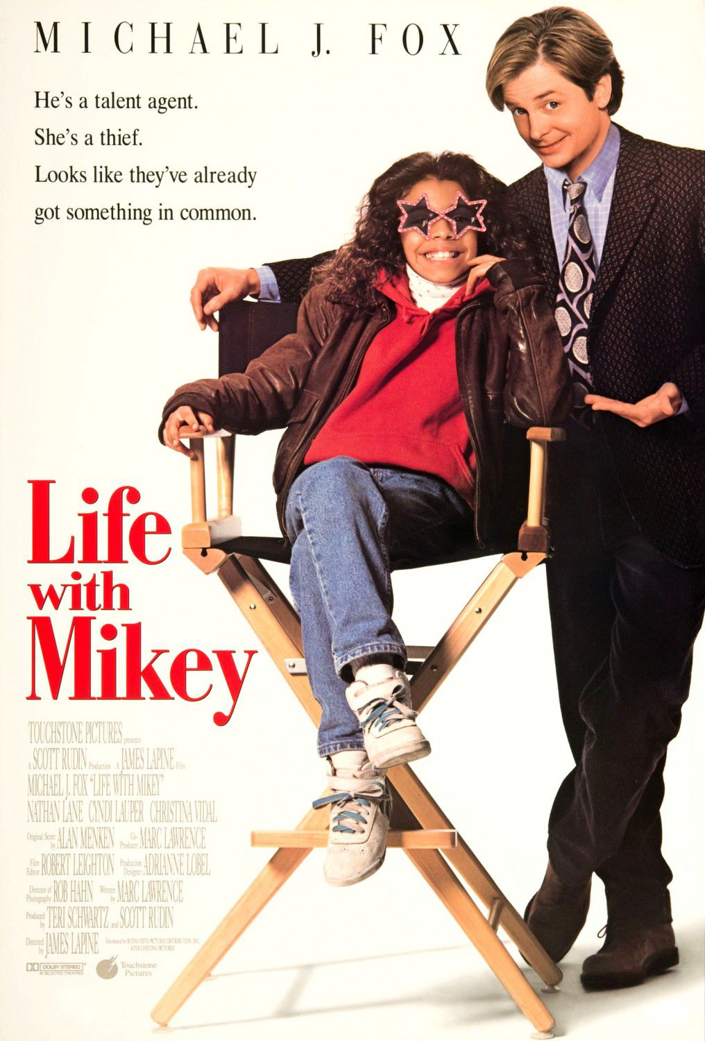 Life with Mikey - Cercasi Superstar