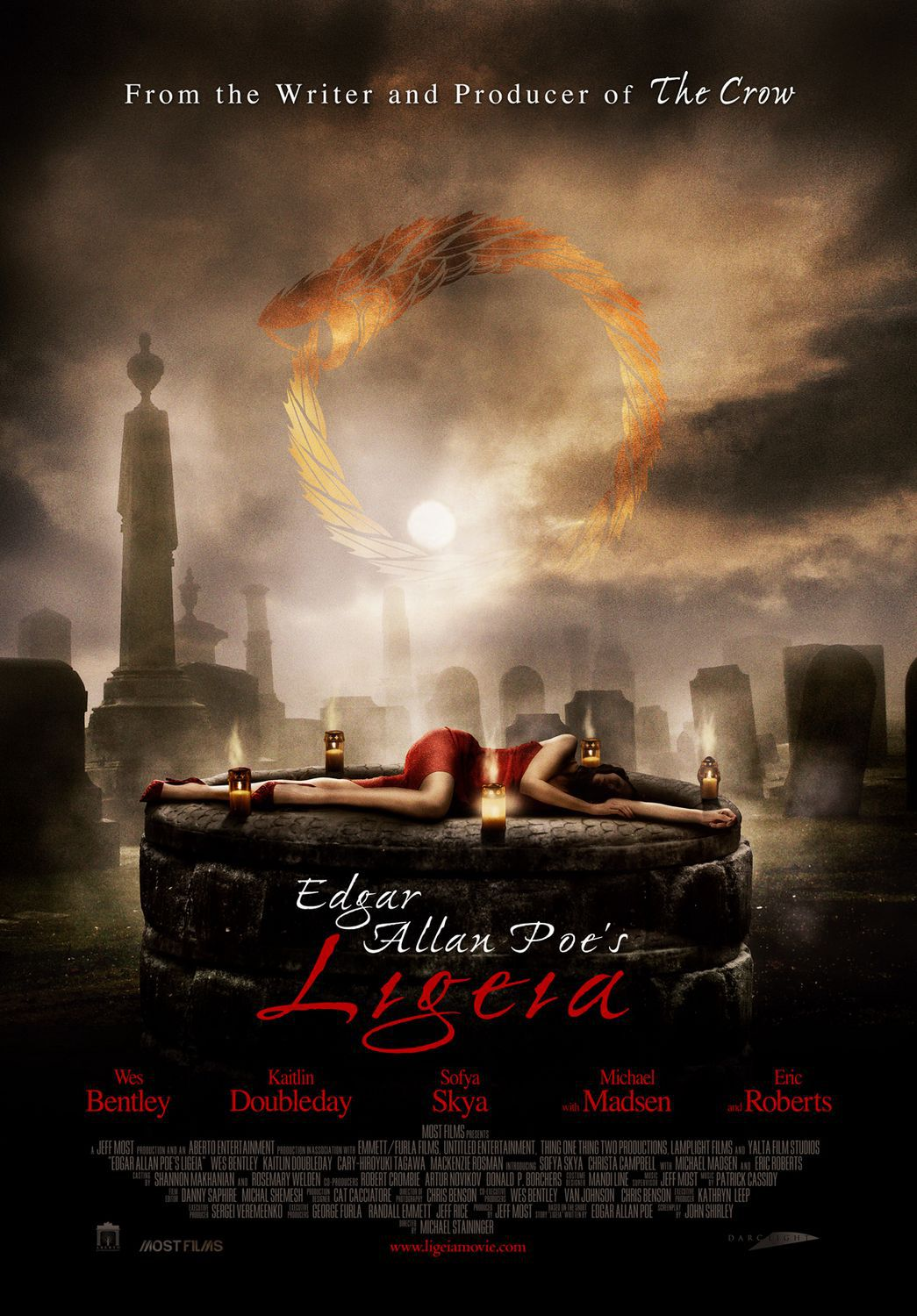 La tomba di Ligeia - The Tomb of Ligeia poster film