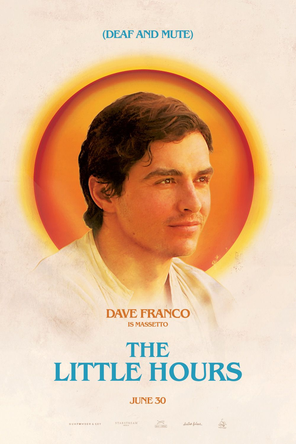 Little Hours - poster - Dave Franco - Massetto