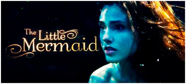 Little Mermaid - La Sirenetta - live action film 2017 - Poppy Drayton as Elizabeth