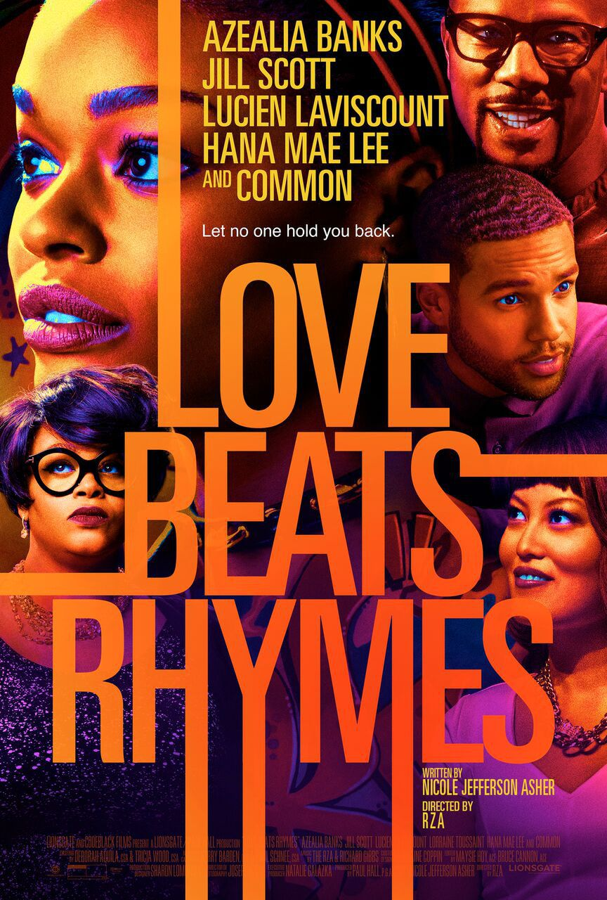 Love Beats Rhymes - poster 2017