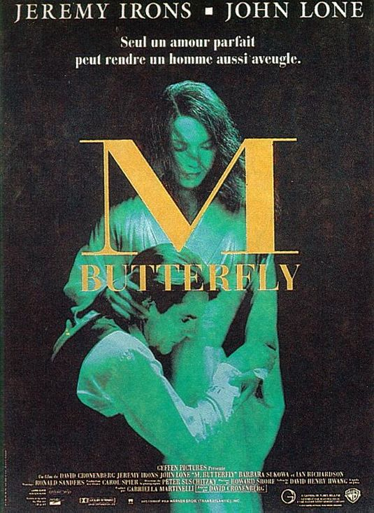 M Butterfly - Madame Butterfly