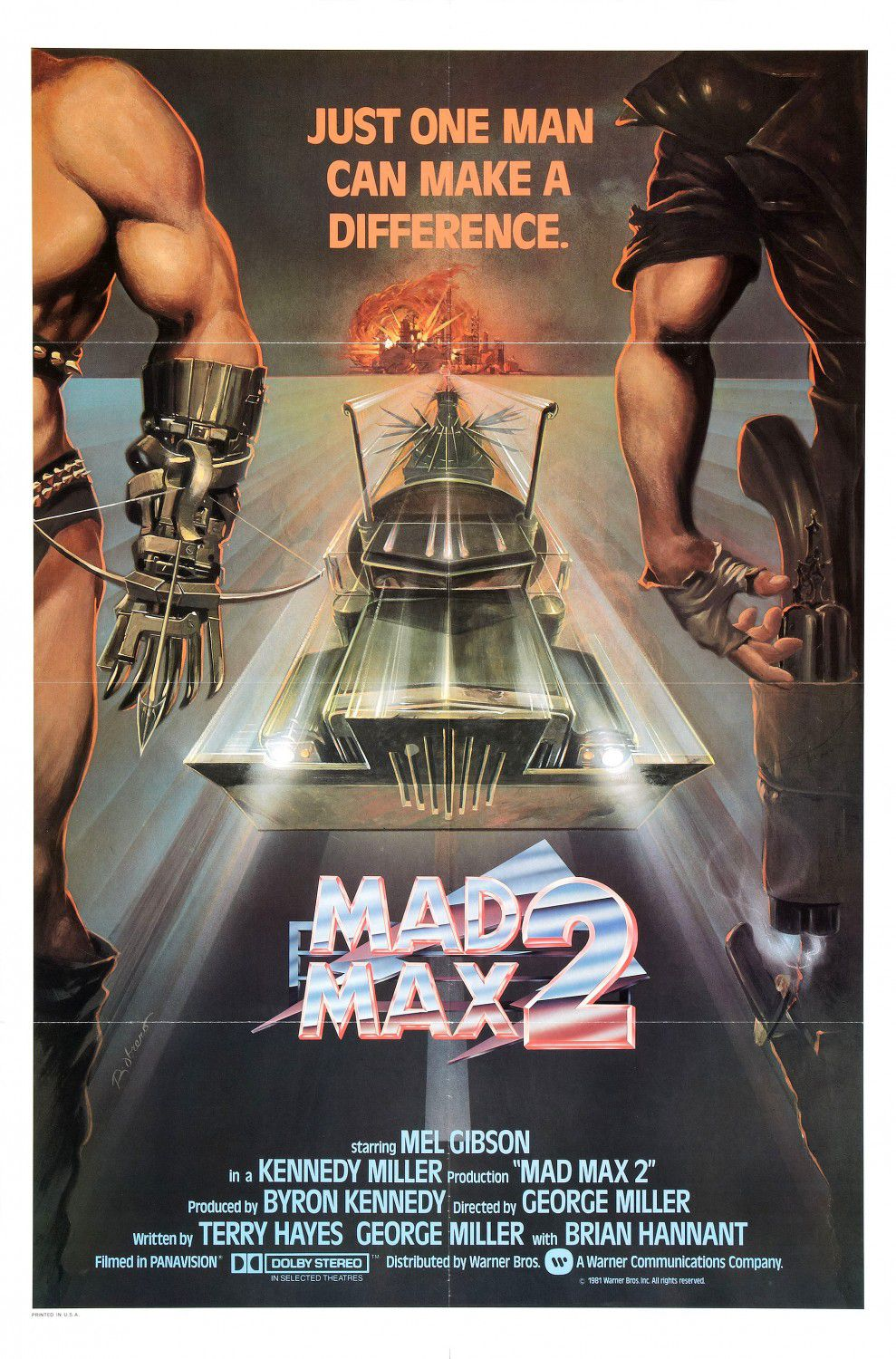 Mad Max 2 the Road Warrior - Il guerriero della strada