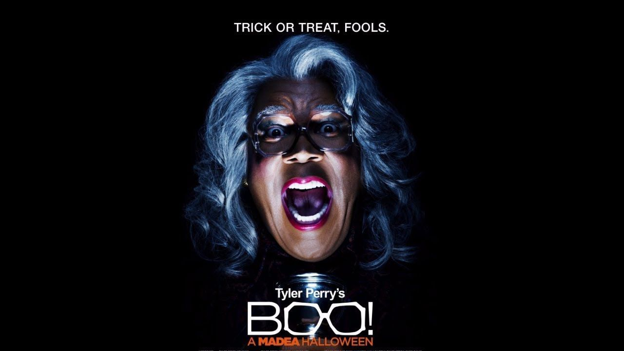 Madea Saga - Madeas Universe - Tyler Perry - Scary Scream Horror laugh screaming