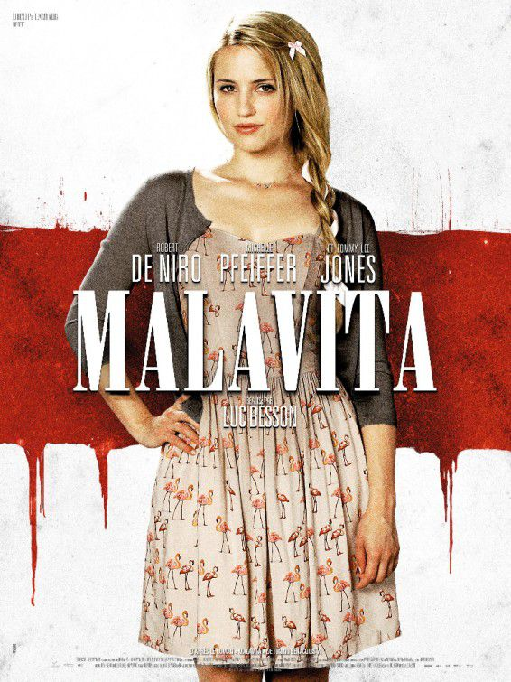 Cose nostre - Malavita - the Family - Dianna Agron poster