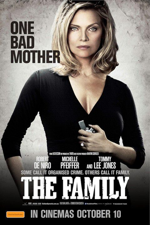 Cose nostre - Malavita - the Family - Michelle Pfeiffer