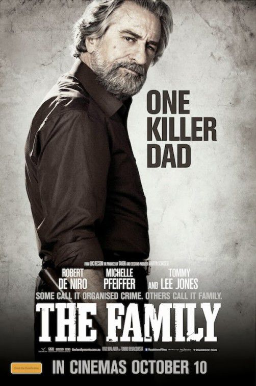 Cose nostre - Malavita - the Family - Robert DeNiro