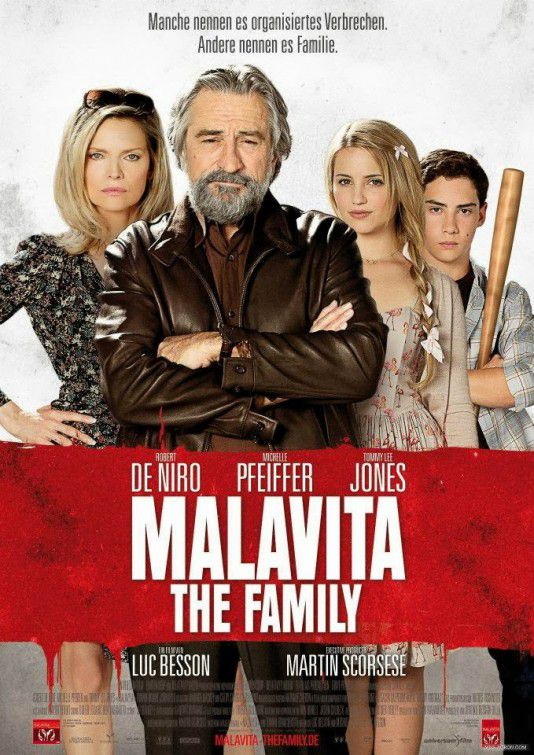 Cose nostre - Malavita - the Family