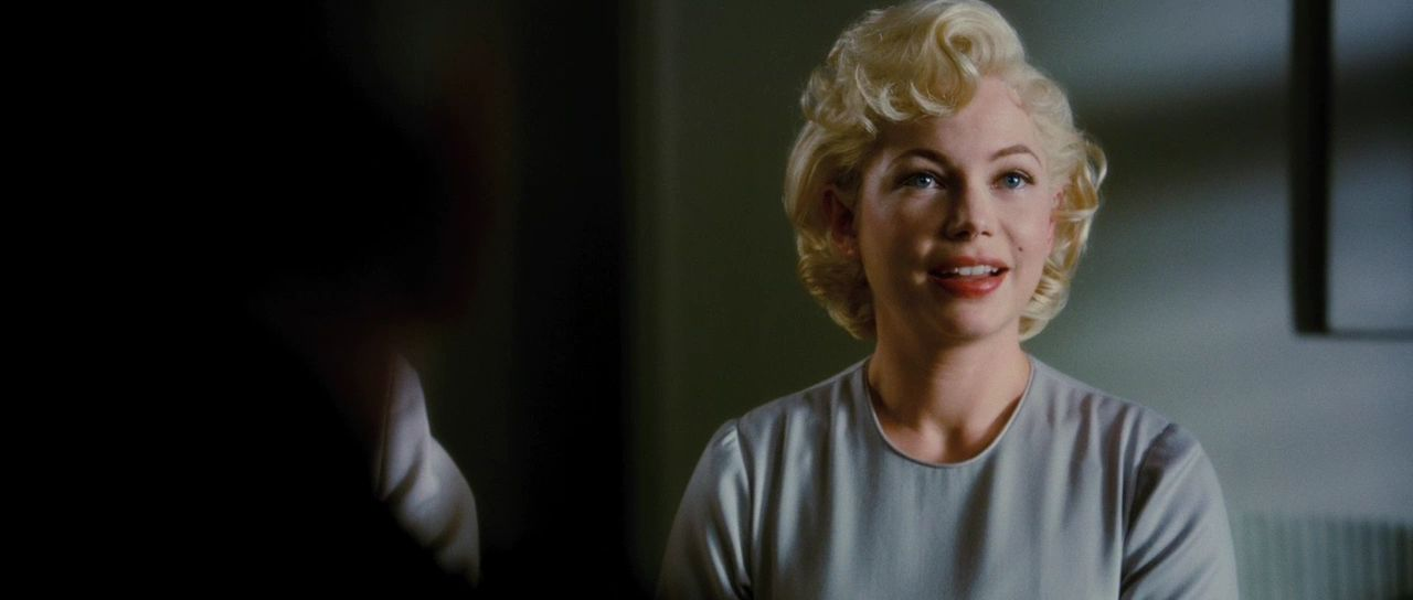 Marilyn, il film, la sua vita - Michelle Williams