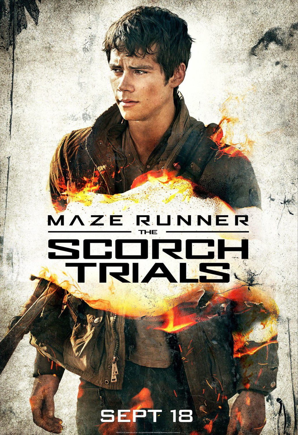 Maze Runner 2 - the Scorch Trials - La Fuga